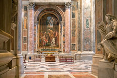 Cathedral of Saint Peter Royalty Free Stock Photo