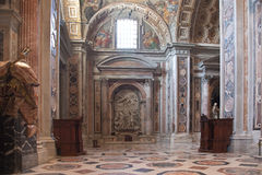 Cathedral of Saint Peter Royalty Free Stock Photos