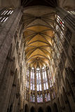 The Cathedral of Saint Peter of Beauvais Royalty Free Stock Images