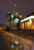 Cathedral Saint-Petersburg Royalty Free Stock Images