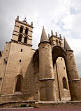 Cathedral Saint Pierre, Montpellier Royalty Free Stock Image