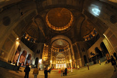 Cathedral of Saint Sava in Belgrade Stock Photo