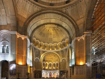 Cathedral of Saint Sava in Belgrade. Serbia Royalty Free Stock Photography