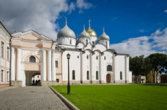 Cathedral of Saint Sophia The Wisdom Of God Stock Image