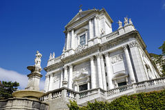 Cathedral of Saint Ursus in Solothurn Stock Photography