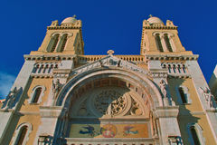 The Cathedral of Saint Vincent de Paul Royalty Free Stock Photography