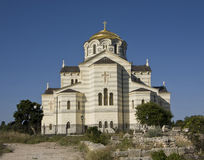 Cathedral of Saint Vladimir, Sevastopol Stock Image
