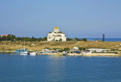 Cathedral of Saint Vladimir, Sevastopol, Crimea Stock Photography