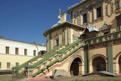 Cathedral of Saints Peter and Paul. Kazan, Tatarstan, Russia. Stock Photo