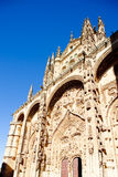 Cathedral, Salamanca Stock Images