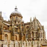 Cathedral of Salamanca Royalty Free Stock Photo