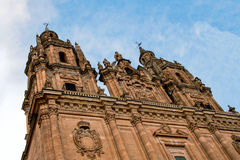 Cathedral of Salamanca Stock Photos