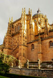 Cathedral of Salamanca Stock Photo