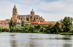 Cathedral, Salamanca, Spain Royalty Free Stock Image