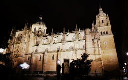 The Cathedral of Salamanca, Spain Stock Photo
