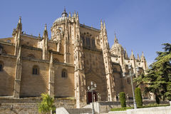 Cathedral of Salamanca, Spain Royalty Free Stock Image