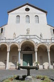 Cathedral of Salerno Royalty Free Stock Photo