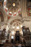 Cathedral in Salzburg Stock Photography