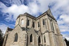 Cathedral in San Carlos de Bariloche Stock Images
