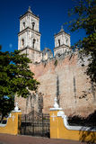 Cathedral of San Gervasio in Valladolid Stock Photo