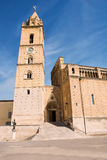 Cathedral of San Giustino in Chieti Stock Image
