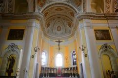 Cathedral of San Juan Bautista, San Juan, Puerto Rico Stock Photo