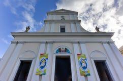 Cathedral of San Juan Bautista - San Juan, Puerto Rico Stock Photography