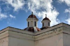 Cathedral of San Juan Bautista - San Juan, Puerto Rico Stock Images