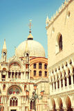 Cathedral of San Marco, Venice, Italy Royalty Free Stock Image