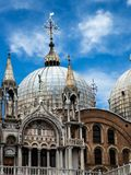Cathedral of San Marco, Venice Royalty Free Stock Photography