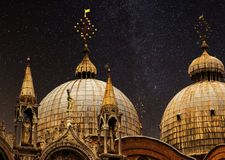 Cathedral of San Marco, Venice Stock Image