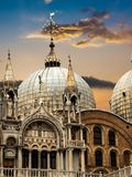 Cathedral of San Marco, Venice Stock Photography