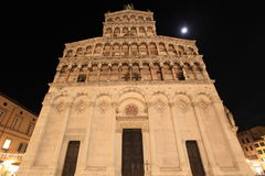 Cathedral of San Michele of Lucca Royalty Free Stock Photography