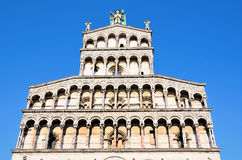 Cathedral San Michele. Lucca, Stock Photography