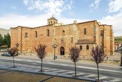 Cathedral of San Pedro, Soria Royalty Free Stock Photos