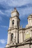 Cathedral in San Salvador de Jujuy, Argentina. Royalty Free Stock Photos