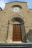 Cathedral of Sansepolcro Royalty Free Stock Photos