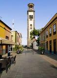 Santa Cruz de Tenerife Royalty Free Stock Photos
