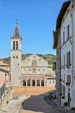 Cathedral of Santa Maria Assunta Royalty Free Stock Photos