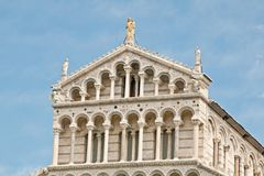 Cathedral of Santa Maria Assunta, Pisa, Italy Royalty Free Stock Images