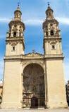 Cathedral of Santa Maria de La Redonda Stock Images