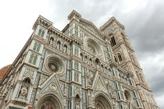Cathedral of Santa Maria del Fiore, royalty free stock image