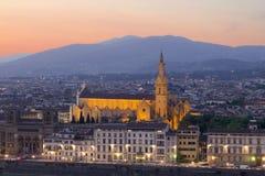 Cathedral of Santa Maria del Fiore Stock Image