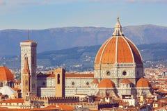 Cathedral Santa Maria del Fiore (Duomo) , Florence Royalty Free Stock Image