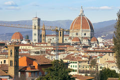 Cathedral Santa Maria del Fiore (Duomo) , Florence Stock Images