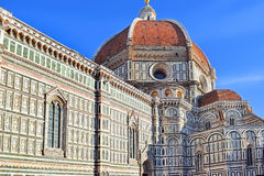 Cathedral Santa Maria del Fiore (Duomo) , Florence Royalty Free Stock Images