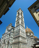 Cathedral Santa Maria del Fiore, Florence Stock Photo