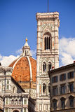 Cathedral Santa Maria del Fiore, Florence Stock Photography