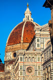 Cathedral Santa Maria del Fiore in Florence Royalty Free Stock Photo