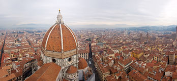 Cathedral Santa Maria del Fiore in Florence, Italy Stock Photos